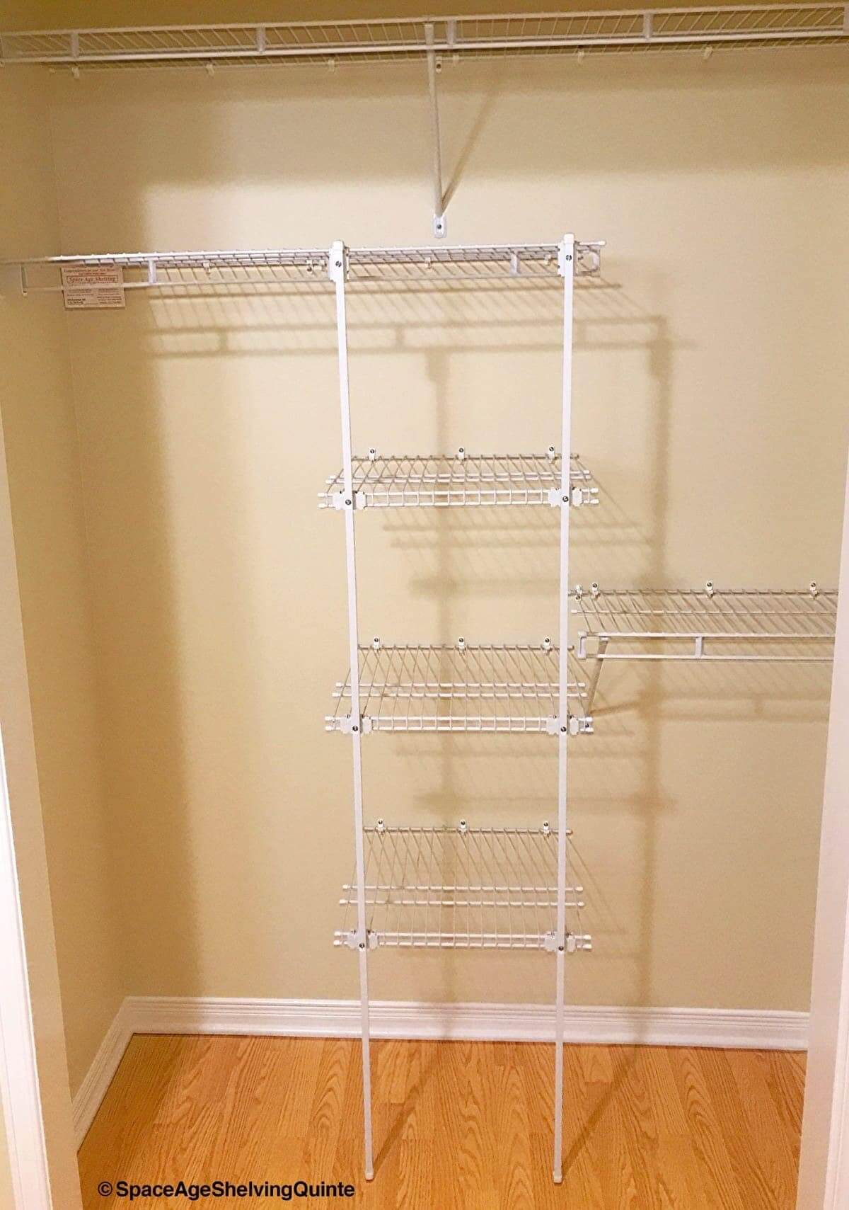 web in wire closet las vegas white shelving ventilated reach by closets lifetime
