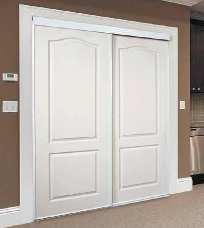 Bypass Doors Panel